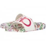 Salvatore Ferragamo PVC Pool Slide Multi Floral BoutiqueBegonia