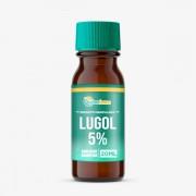 Lugol 5% Iodo Ressublimado Inorgânico 20ml