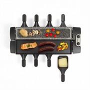 Appareil à raclette et grill modulable 4 ou 8 personnes Livoo