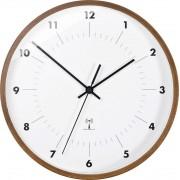 Ceas de perete DCF, lemn, TFA 98.1097