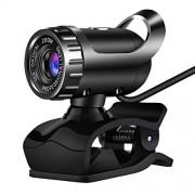 NCONCO Adjustable 480P USB 2.0 Webcam Web Cam Camera With Mic For Computer Laptop Desktop PC