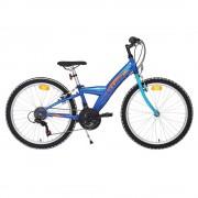 Детско колело Cross Rocky 24'' синьо