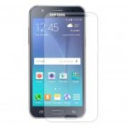 Mica Cristal Templado Para Samsung J500 Galaxy J5 Glass 9H - Transparente