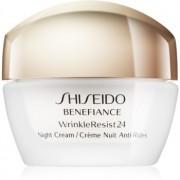 Shiseido Benefiance WrinkleResist24 creme hidratante de noite antirrugas 50 ml