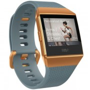 Smartwatch Fitbit Ionic Slate Blue Burnt Orange