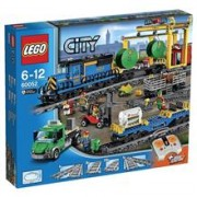Set Lego City Cargo Train