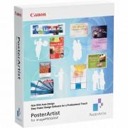 Canon PosterArtist program s naprednim funkcijama za plotanje POSTART 7025A040AA POSTART