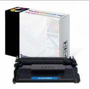 HP LaserJet Enterprise flow M506dn CF287A toner cartridge Zwart