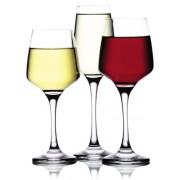 Комплект от 6 броя чаши за вино LAV Lal 545/558/569