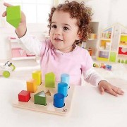 HAPE Colour and Shape Sorter E0426