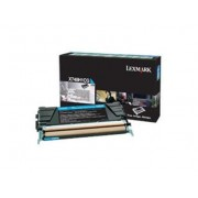 Lexmark X748H1CG azuriu (cyan) toner original