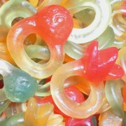 Vidal Friendship Rings Jelly Sweets