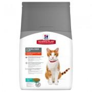 Hill´s Feline Sterilised Cat Young Adult tuňák - 3,5 kg
