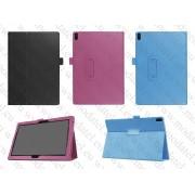 "Lenovo Tab 4 10"" (кожен калъф) 'Business style'"