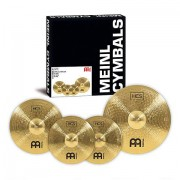 Meinl HCS Complete Cymbal Set-up (14HH, 16CR, 20R)