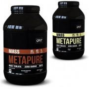 QNT Metapure Mass Sugar Free - 1815 gram - Vanille