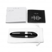 LELO Mia 2 - utazó vibrátor (fekete)