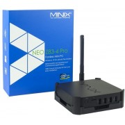 Media-player PNI Minix Neo Z83-4 Pro, Windows 10 Pro, 4GB RAM, 32GB ROM, Bluetooth, WiFi