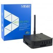 Media-player PNI Minix Neo Z83-4 Pro, Windows 10 Pro, 4GB RAM, 32GB ROM, Bluetooth, WiFi
