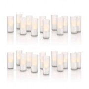 Philips myLightAccent CandleLights Weiß 24er LED Set 8 Watt