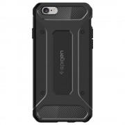 Spigen Pouzdro / kryt pro Apple iPhone 6 / 6S - Spigen, Capsule Ultra Rugged Black