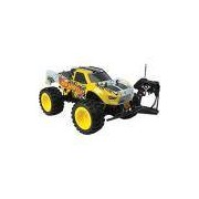 Carro com Controle Remoto Monster Truck Hot Wheels Candide