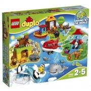 Lego duplo town viaggio intorno al mondo