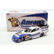 AutoWorld 1/24 Jack Beckman Aaron's Dream Machine 2011 Dodge Charger NHRA Fun...