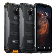 Telefon mobil Doogee S68 Pro IPS 5.9inch 6GB RAM 128GB ROM Android 9.0 Helio P70 6300mAh Incarcare Wireless Reversibila Dual SIM