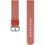 Samsung Origineel Samsung Universeel Kvadrat Smartwatch 20MM Bandje Rood