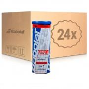 Babolat Team 24 Tubes De 3 En Carton