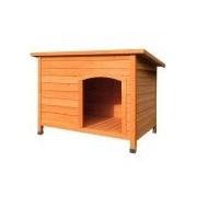 Foresta Niche pour chien 0.92m² toit plat ouvrant et bitumé