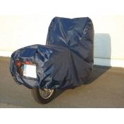 Roller- u. Motorrad Garage Gr. M, 260 x 90 x 120 cm, Polyamid (Nylon)