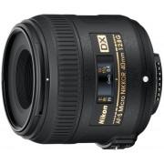 Obiectiv Foto NIKON Nikkor 40mm f/2.8G ED AF-S DX Micro