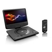 """Lenco DVP-9331 Da tavolo 9"""" Nero lettore DVD/Blu-Ray portatile"""