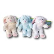 Super Soft Mini Plush Bunny Rabbit Set of 3 - Blue