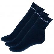 Head 3PACK ponožky HEAD tmavě modré (771026001 321) L