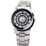 Paidu Fully Chakri White special creative design stainless steel wrist watches