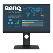 "Monitor IPS, BENQ 23.8"", BL2480T, 5ms, 20Mln:1, VGA/HDMI/DP, Speakers, FullHD (9H.LHFLA.TBE)"