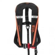 Besto Comfort Fit automatisch reddingsvest 165N, zwart/oranje