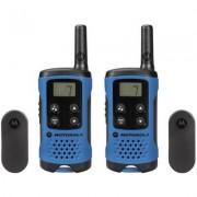 Motorola PMR készülék kék 2 db TLKR T41 188035 PMR T41, Motorola (1232663)