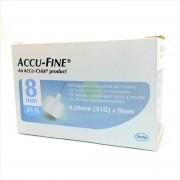 Roche diabetes care italy spa Accufine Ago Ins.31g*8mm 100pz