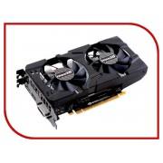 Видеокарта Inno3D GeForce GTX 1050 Ti Twin X2 1290Mhz PCI-E 3.0 4096Mb 7000Mhz 128 bit DVI HDMI HDCP N105T-1DDV-M5CM