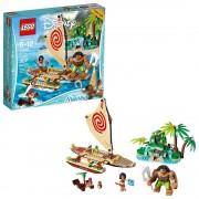 Lego Viaje Oceánico De Moana Lego 41150