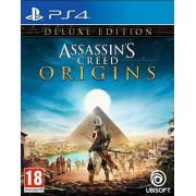 Игра Assassin's Creed: Origins Deluxe Edition за PS4