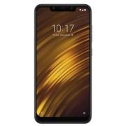 "Telefon Mobil Xiaomi Pocophone F1, Procesor Octa-Core 2.8GHz/1.8GHz, IPS LCD capacitive touchscreen 5.99"", 6GB RAM, 64GB Flash, Camera Duala 12+5MP, Wi-Fi, 4G, Dual Sim, Android (Negru) + Cartela SIM Orange PrePay, 6 euro credit, 6 GB internet 4G, 2,000 m"