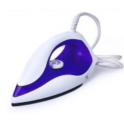 Tahiro Tulip Blue And White Colour Dry Iron - Pack Of 1