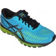 Asics Quantum 360 Men Running Shoes For Men(Green, Black, Yellow)