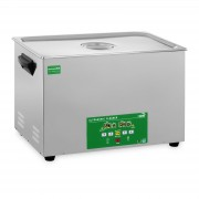 Ultrasonic Cleaner - 28 litres - 480 W - Memory-Quick Eco
