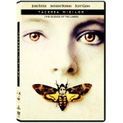 The Silence of the Lamb: Jodie Foster,Anthony Hopkins - Tacarea mieilor (DVD)